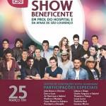 No próximo dia 25 de Março, às 19hs, o cantor e compositor Paulinho Reis irá participar de um show beneficente ...