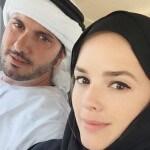 A cantora Thaeme, da dupla Thaeme e Thiago, está curtindo a lua de mel ao lado do esposo Fábio Elias, em Dubai (Emirados Árabes). O casal aproveitou a tarde desta quarta-feira (04) para conhecer a famosa 'mesquita de Abu Dhabi'. ...