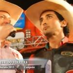 Depois de quatro noites, numa disputa eletrizante,Edevaldo Ferreira, de Andradina (SP), foi o grande campeão da primeira etapa do PBR/Brasil, ...