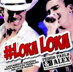 """Nesta semana, a dupla Pedro Paulo e Alex (PPA) disponibilizou na internet a sua nova música de trabalho, """"Loka, Loka"""". A canção fará parte do segundo DVD dos cantores, que será gravado mês que vem na cidade de Marília, em ..."""