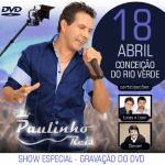 O cantor e compositor Paulinho Reis assinou ontem, no Rio de Janeiro, o contrato com a Universal Music. O cantor ...