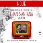Para a alegria de seus fãs, o cantor Luan Santana anunciou em suas redes sociais que irá transmitir na íntegra, ...