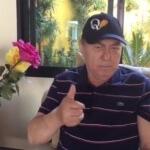 O cantor Milionário, que passou por uma cirurgia do coração no último dia 15, está se recuperando após sair do ...