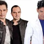 Zezé Di Camargo e Luciano preparam turnê com Pablo A dupla Zezé Di Camargo e Luciano e o cantor Pablo ...