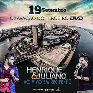 dvd henrique e juliano