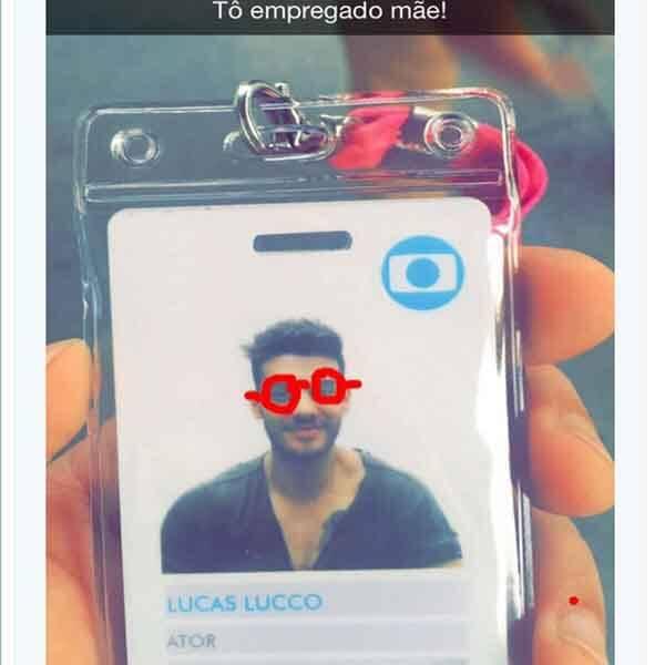 Lucas Lucco Cracha