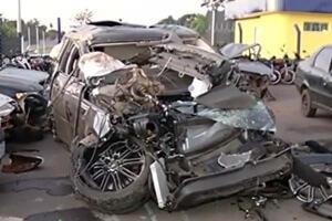 Cristiano Araújo: Laudo da montadora diz que veículo estava a 179km/h
