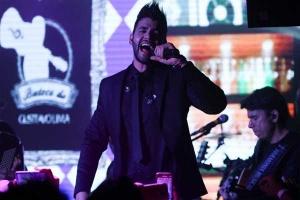 A noite de ontem (02) foi movimentada para o cantor Gusttavo Lima, o sertanejo estava em São Paulo para uma ...