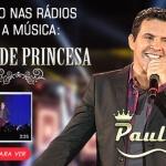 No final do mês de abril, o cantor e compositor Paulinho Reis gravou o seu primeiro DVD, Paulinho Reis Ao ...