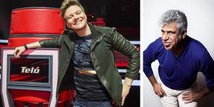 Michel Teló estreia no The Voice Brasil Hoje começa o programa The Voice Brasil e essa nova temporada promete muitas ...