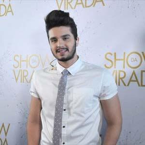 Gusttavo Lima e Luan Santana no Show da Virada