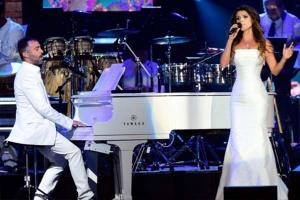Paula Fernandes no Grammy Latino
