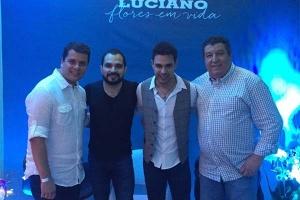 Zezé Di Camargo e Luciano embaixadores da Festa do Peão de Barretos