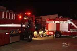 Churrascaria do cantor Marrone pega fogo em Goiânia