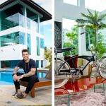 O cantor Lucas Lucco, que atualmente está na novela Malhação, abriu as portas da mansão em que mora sozinho num condomínio de luxo na Barra da Tijuca, conheça agora!