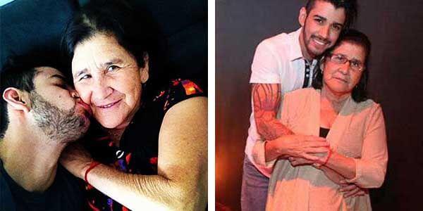 Morre a Mãe de Gusttavo Lima