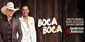 Boca a Boca - Janderson e Anderson