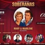 As Galvão, Gravação DVD Soberanas comemora 70 anos de carreira da dupla De Sapesal para o mundo… As irmãs Mary ...