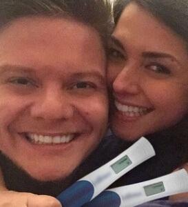 Michel Teló e Thais Fersoza a espera do primeiro filho!