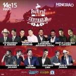 Serão mais de 16 horas de música, dois palcos e 10 atrações sertanejas em dois dias de festa; Luan Santana, Gusttavo Lima, Zezé DI Camargo & Luciano, Henrique & Juliano são alguns dos nomes que se apresentam