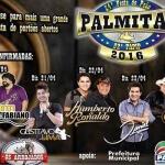 Confira aqui a programação completa da Festa do Peão de Palmital 2016– Ingressos e Shows (22ª FAPIP de Palmital) A ...