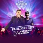 """Após o show de lançamento do DVD """"Paulinho Reis Ao Vivo"""", o sertanejo retorna à Belo Horizonte no Alambique Cachaçaria"""