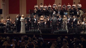 Paula Fernandes canta na Argentina