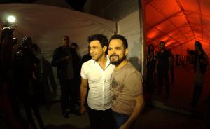 Zezé Di Camargo e Luciano no Festival Brasil Sertanejo