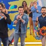 Legendários promove grande encontro entre Marcos e Belutti e Roupa Nova