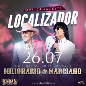 Localizador - Milionário e Marciano