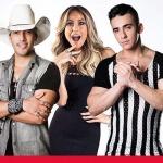 Pedro Paulo e Alex no programa da Sabrina A japa mais famosa do Brasil recebe hoje (23), em seu programa, ...