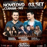 Zé Neto & Cristiano anunciam data e local de gravação do novo DVD