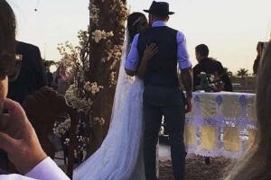 Vídeo do casamento de Mateus e Marcella