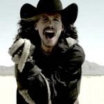 Steve Tyler, do Aerosmith, grava música para PBR