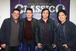 Chitãozinho e Xororó e Bruno e Marrone assinam com a Universal Music
