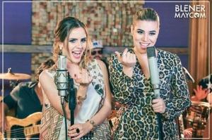 Mariana Fagundes anuncia a gravação de nova música com Naiara Azevedo