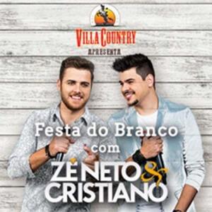 Confira aqui a programação da Festa do Branco com Zé Neto e Cristiano– Ingressos CLIQUE AQUI para comprar seu ingresso ...