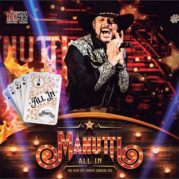 DVD All In - Manutti