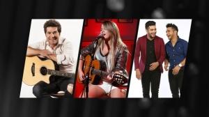 """Marília Mendonça, Daniel e Henrique & Juliano são os convidados de Anitta no """"Música Boa Ao Vivo"""""""