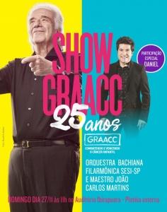 GRAACC 25 anos - Daniel e Bachiana Filarmônica