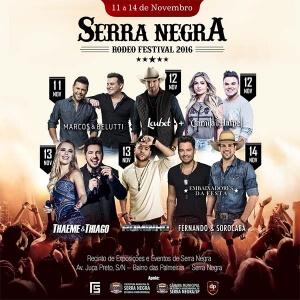 Serra Negra Rodeo Festival 2016