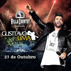Gusttavo Lima no Villa Country