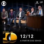 Chitãozinho e Xororó e Bruno e Marrone no Jô Na madrugada de segunda para terça-feira (13), Jô Soares irá receber ...