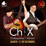 """Chitãozinho & Xororó apresentam a turnê """"Pura Emoção"""" na quarta-feira dia 21/12, na Wood's, em São Paulo"""