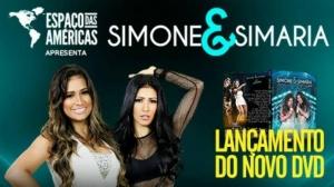 Simone e Simaria – Espaço das Américas O Espaço das Américas promete uma grande noite sertaneja com Simone eSimaria. As ...