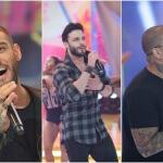 Além de Lucas Lucco e Rodrigo Marim, Marcos Mion leva sanfoneiro mirim para conhecer os ídolos Zezé Di Camargo e Luciano, não perca!