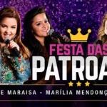Festa das Patroas BH 2017 A Festa das Patroas de Belo Horizonte, queacontecerá no dia 25de março, na Esplanada do ...