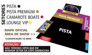 ExpoBarbacena 2017 - Ingressos e Shows