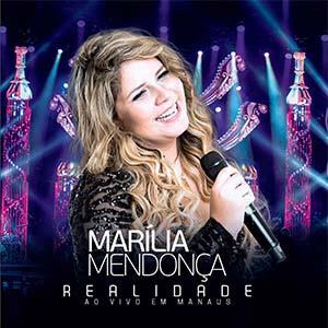 DVD Realidade - Marília Mendonça