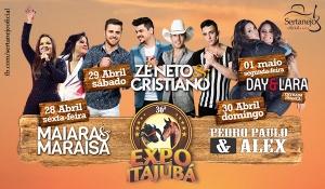 ExpoItajubá 2017 - Ingressos e Shows